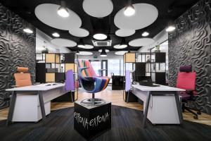 Nowe biuro specjalisty od... biur - zobaczcie nowoczesną i designerską realizację