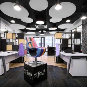 Biuro firmy Everspace. Fot. Łukasz Zandecki