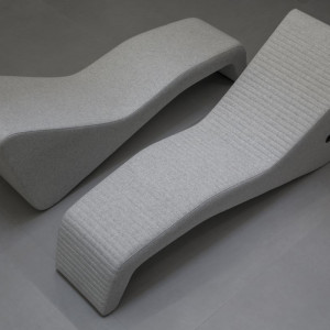 Linia mebli typu soft seating