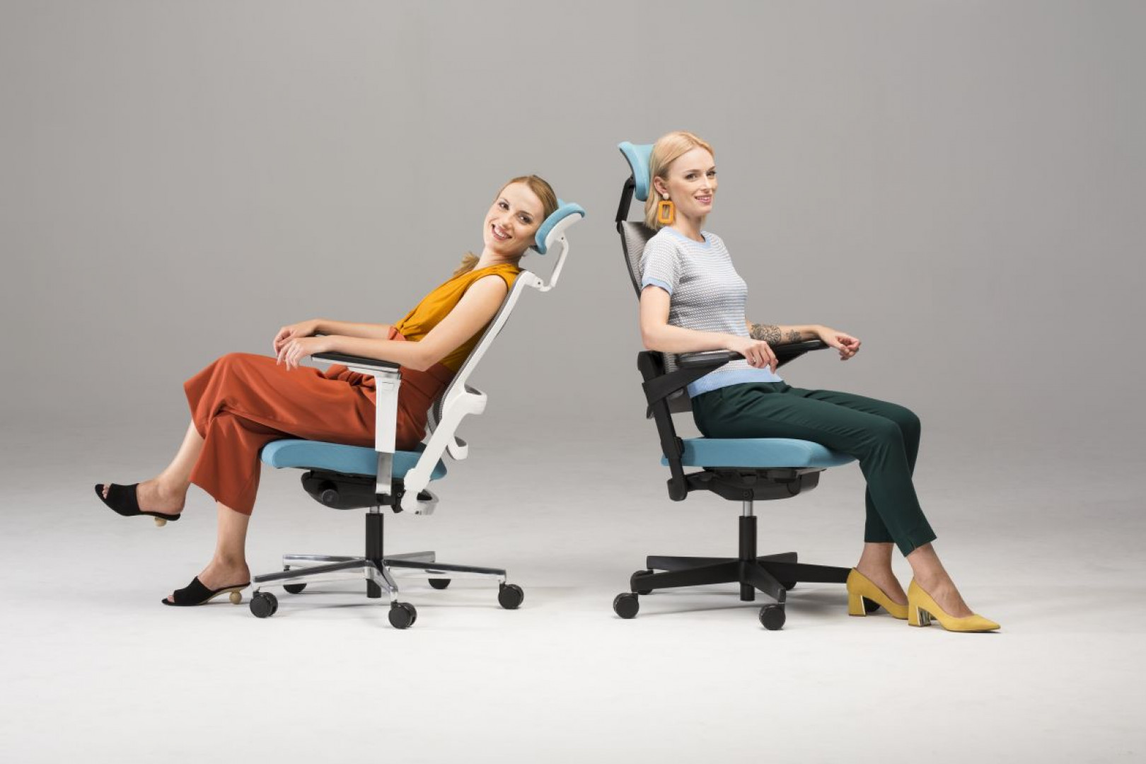 Kolekcja krzeseł Xilium. Fot. Grupa Nowy Styl