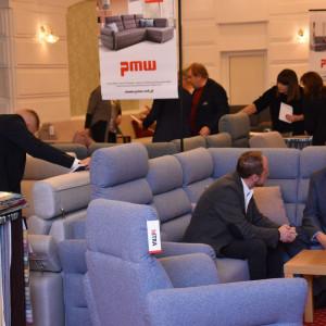 Targi wewnętrzne firmy PMW w Jachrance. Fot. PMW