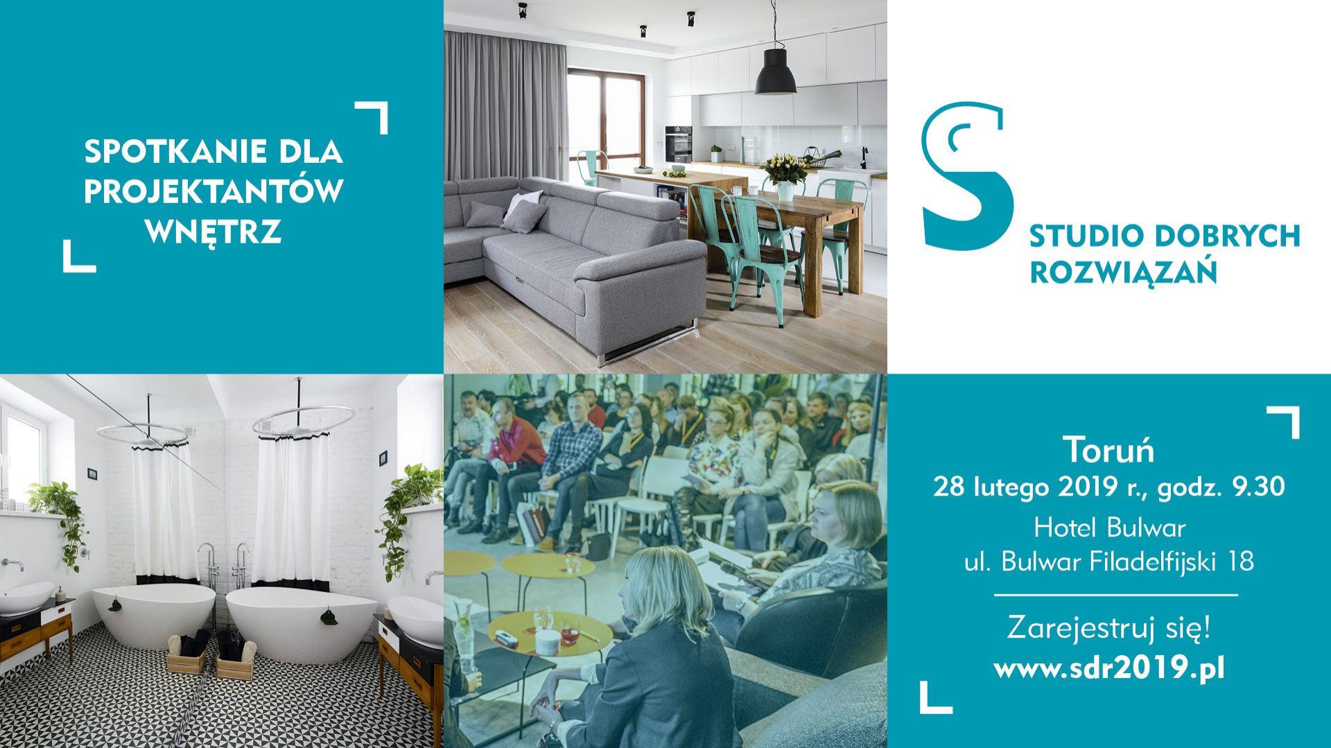 Studio Dobrych Rozwiązań w Toruniu - 28 lutego 2019 r.