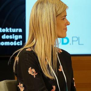 Ewa Kozioł, redaktor naczelna, Dobrze Mieszkaj, Dobrzemieszkaj.pl. Fot. Justyna Łotowska