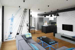 Urządzamy salon w stylu loftowym - dobierz odpowiednie meble!
