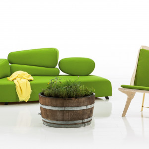Sofa Mosspink. Fot. Bruhl