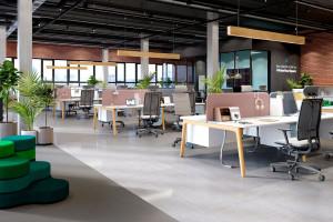 Najnowsze trendy na rynku mebli biurowych - zobacz ofertę!