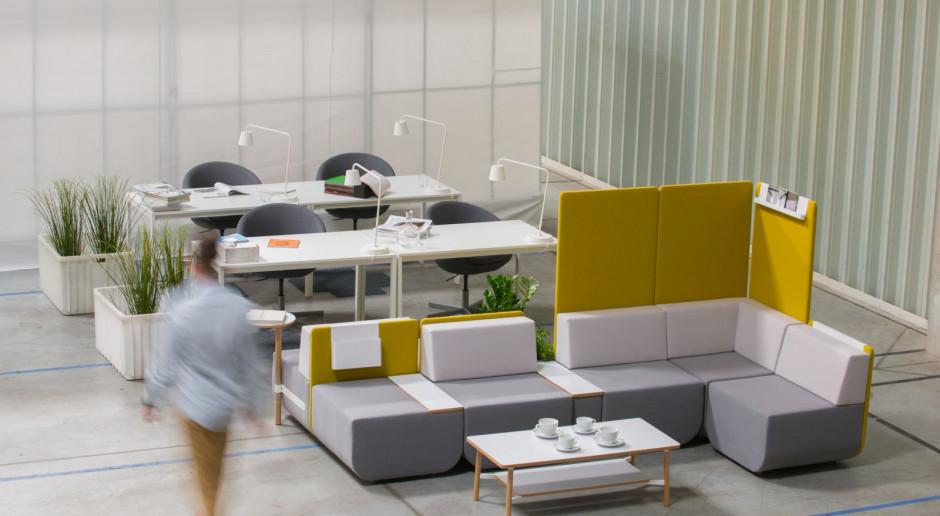 Meble biurowe: jak zaaranżować przestrzeń coworkingową