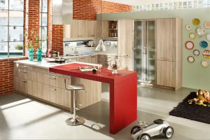 Meble kuchenne - jak wprowadzić kolor do wnętrza?