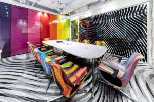 Kreatywne rozwiązania w nowej siedzibie Massive Design