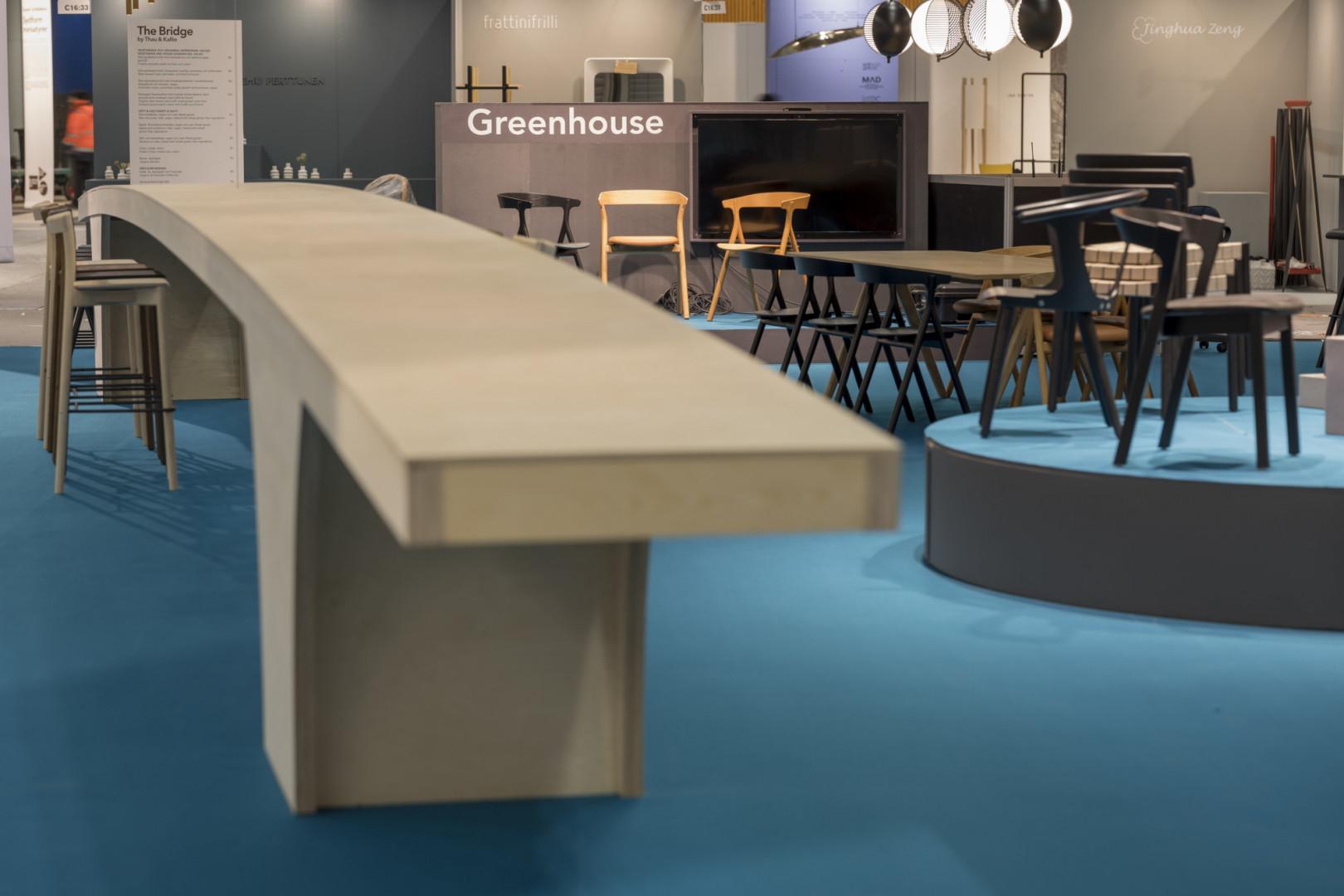 Prostota form i naturalne materiały to motywy przewodnie targów w Sztokholmie. Fot. Stockholmsmässan