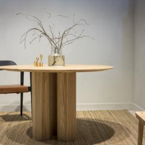 Podczas tegorocznej edycji targów zdecydowanie królowało drewno. Fot. Stockholmsmässan