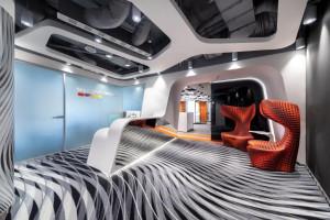 Zobaczcie nowe biuro Massive Design - realizacja dla wielbicieli kreatywnych rozwiązań