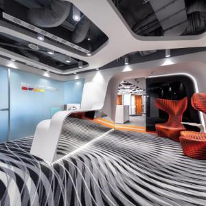 Biuro pracowni Massive Design. Fot. Szymon Polański