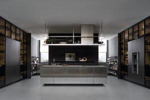 Meble kuchenne - przykłady markowych włoskich rozwiązań