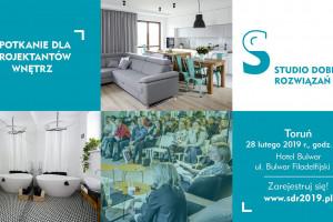 Już jutro w Toruniu odbędzie się Studio Dobrych Rozwiązań!