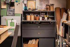 Kreatywna przestrzeń do pracy w domu - jak ją stworzyć