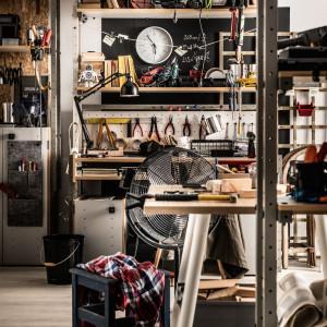 Dom coraz powszechniej traktujemy jako miejsce pracy i realizowania własnych pasji. Fot. Vox