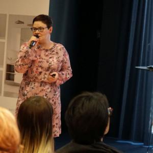 Justyna Łotowska, dyrektor wydawnicza w firmie Publikator. Fot. Publikator