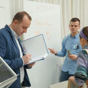 Studio Dobrych Rozwiązań w Toruniu 28 lutego 2019 r. (stoisko firmy Hörmann). Fot. Publikator