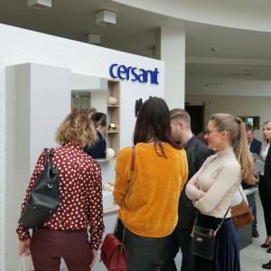Studio Dobrych Rozwiązań w Toruniu - 28 lutego 2019 r. (stoisko firmy Cersanit). Fot. Publikator