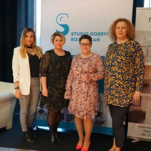 Studio Dobrych Rozwiązań - zespół Publikatora w Toruniu. Fot. Publikator