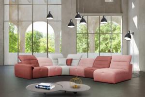 Kolorowe moduły - sposób na personalizację sofy lub narożnika