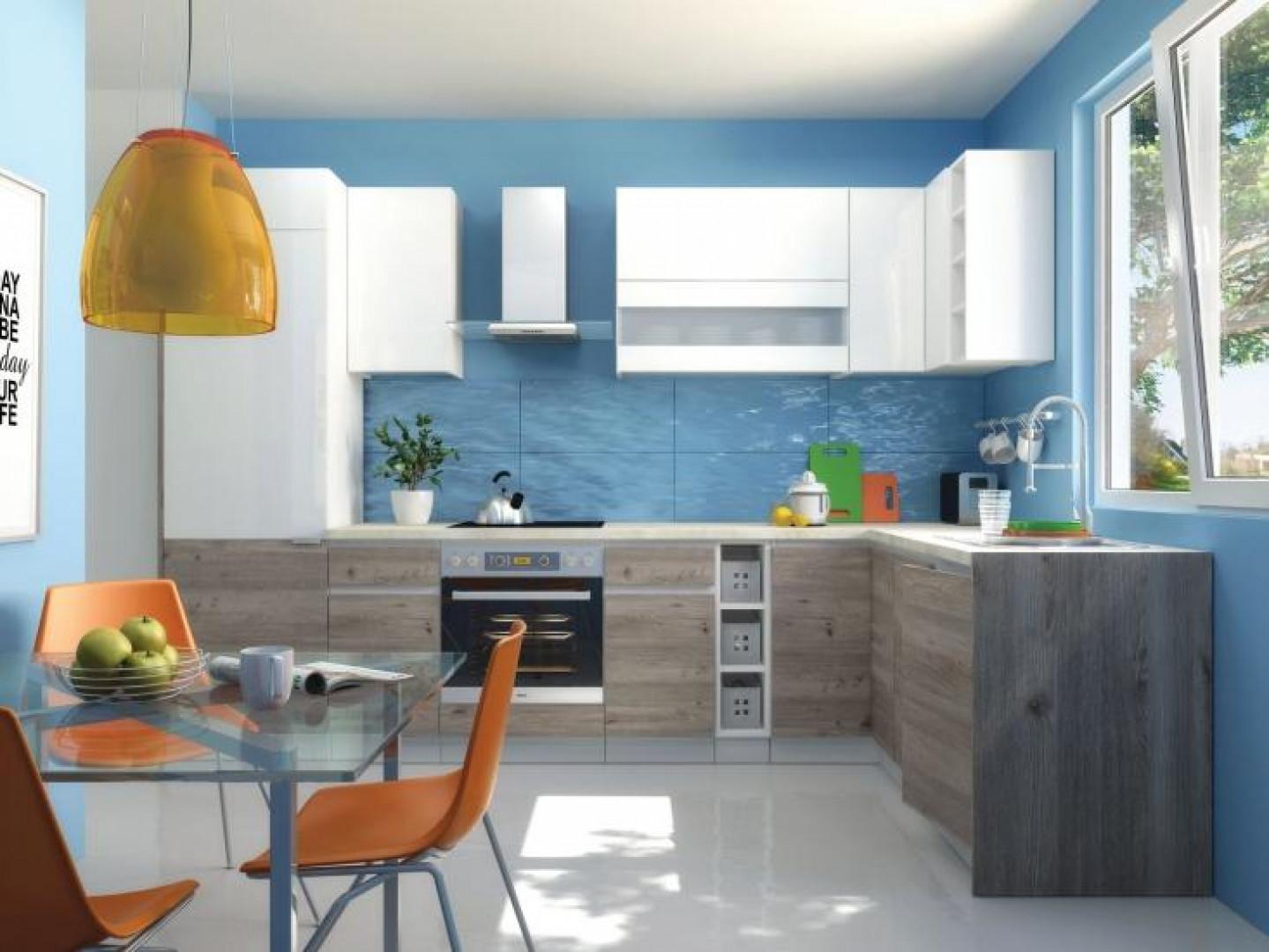 System kuchenny Campari z oferty salonu RS Design. Fot. RS Design