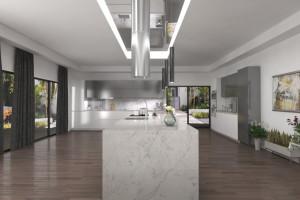 Szare blaty kuchenne - propozycje do nowoczesnych i minimalistycznych wnętrz