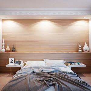 Kolorystykę i materiał łóżka uzależniamy od stylu, w jakim chcemy urządzić sypialnię. Fot. Materiały prasowe