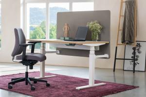 Home office w dobrym stylu - co proponują producenci mebli?