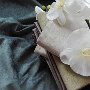 Popularność tkanin welwetowych znacznie wzrosła w ostatnim czasie. Fot. PIK Collection