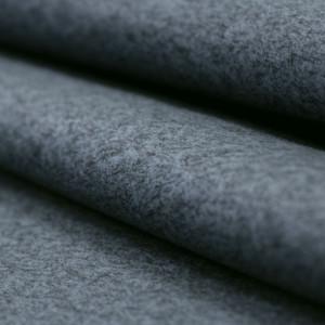 Tkanina welurowa Cashmere z kolekcji firmy Davis ma charakterystyczny rysunek, inspirowany strukturą wełny. Fot. Davis