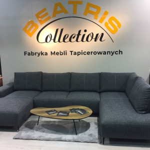 Meble tapicerowane na targach Meble Polska 2019