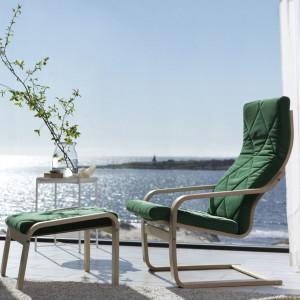 Fotel Poäng (IKEA) niedawno obchodził swoje 40-lecie. Fot. IKEA
