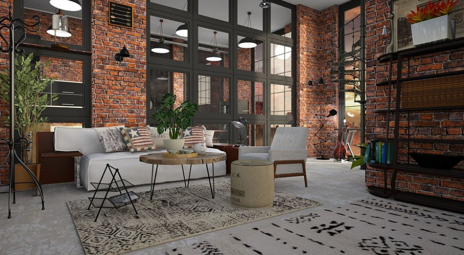 Jak urządzić nowoczesny loft - propozycje mebli
