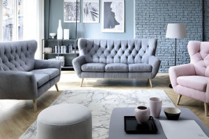 Jakie meble tapicerowane wybierają Polacy – raport producenta mebli