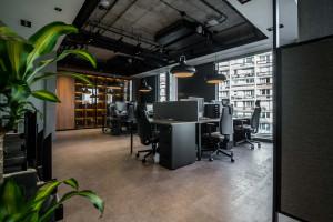 Klimatyczne biuro w praskim Koneserze - zobacz nową realizację!