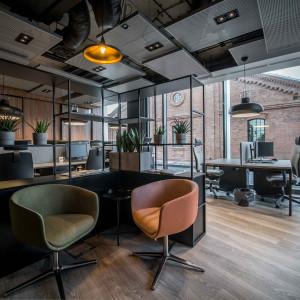 Nowe biuro firmy Stalgast. Wykonawca: Forbis Group. Projekt: biuro architektoniczne Madama. Fot. Forbis Group
