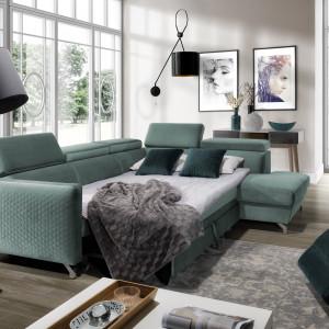 Sofa Marozzo firmy Stagra. Fot. Stagra