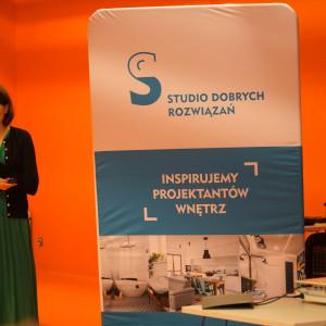 Izabela Żak, doradca architekta w firmie Flügger farby.