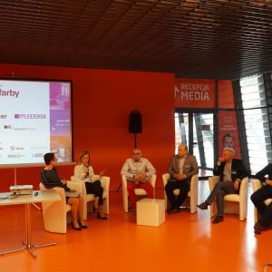 Dyskusja podsumowująca z udziałem przedstawicieli firm Forner, Frontpol, Peka, Pfleiderer i Rejs.