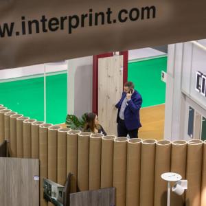 Interprint na targach Arena Design 2019 w Poznaniu