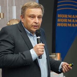 Wojciech Tomasik z firmy Villeroy & Boch
