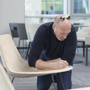 Autorem projektu Chic Lounge jest Christophe Pillet. Fot. Profim