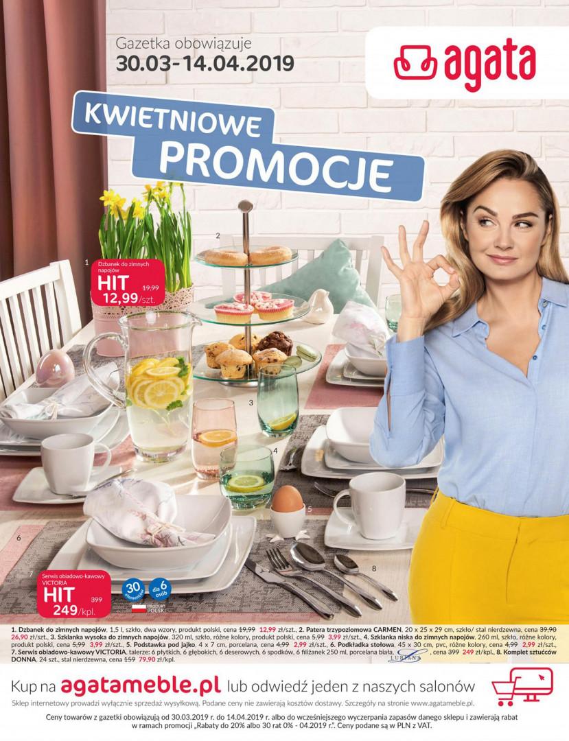 Okazje Promocje W Agata Meble Gazetka Promocyjna Meble Com Pl