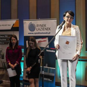 Wyróżnienie otrzymało Studio Mebli Euroclas.