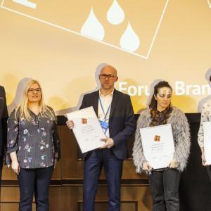 W konkursie przyznano także nagrody - redakcji, architektów oraz specjalną.