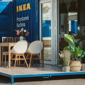Przystanek Kuchnia. Fot. Mat. prasowe IKEA
