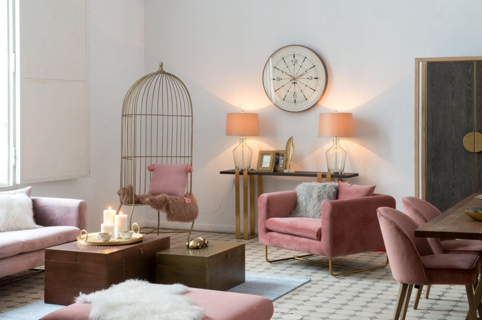 Kolekcja Pastel Blush firmy Miloo Home. Fot. Miloo Home