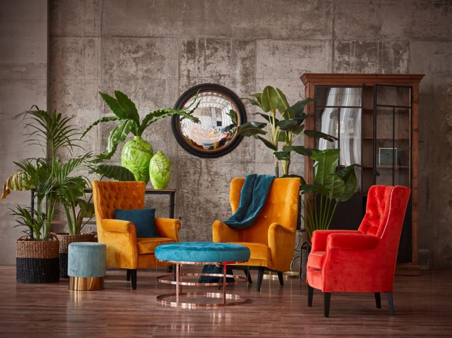 "Kolekcja ""Jungle"" marki Miloo Home. Fot. Miloo Home"